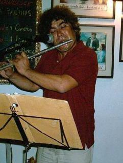Serginho no Verão de 2003  © Família de Sérgio Mestre